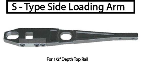 International 513 ANSI Grade 1 Adjustable 5lb.+ ADA OH Closer Kit - Side Arm - 90 NH