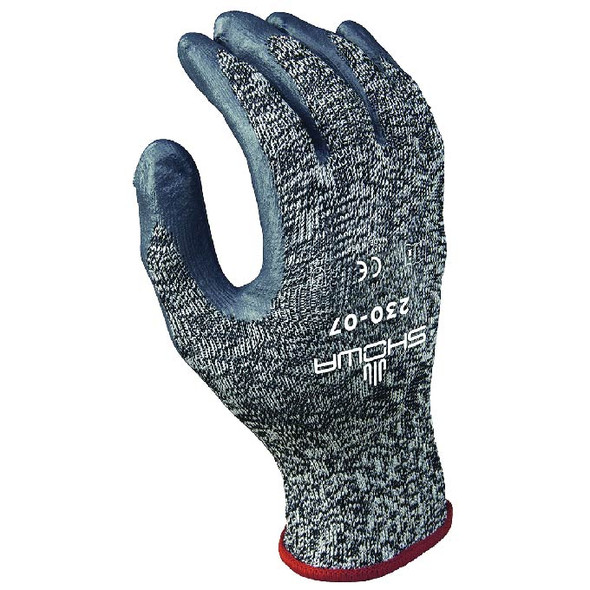 SHOWA High Performance Cut Resistant Gloves  Nitrile Coating (A4)