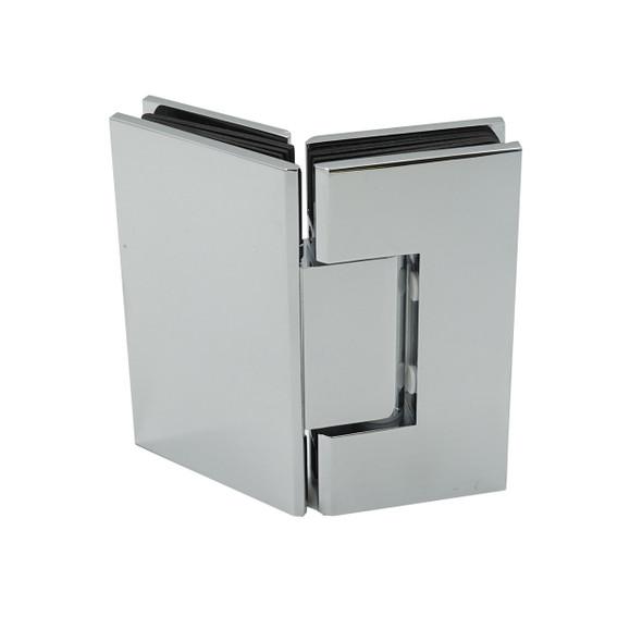 Chrome American Classic 135 Degree Glass To Glass Shower Door Hinge
