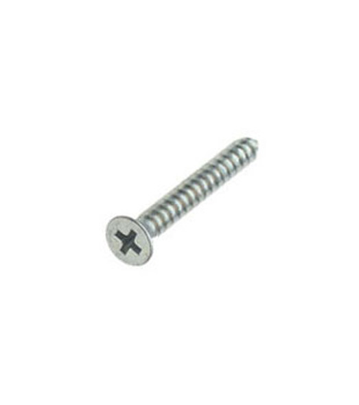 "#10 X 1-1/2"" Flat Head Phillips Sheet Metal Screws"