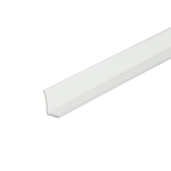 "Clear ""L"" Shower Door Seal - 98"" Long"