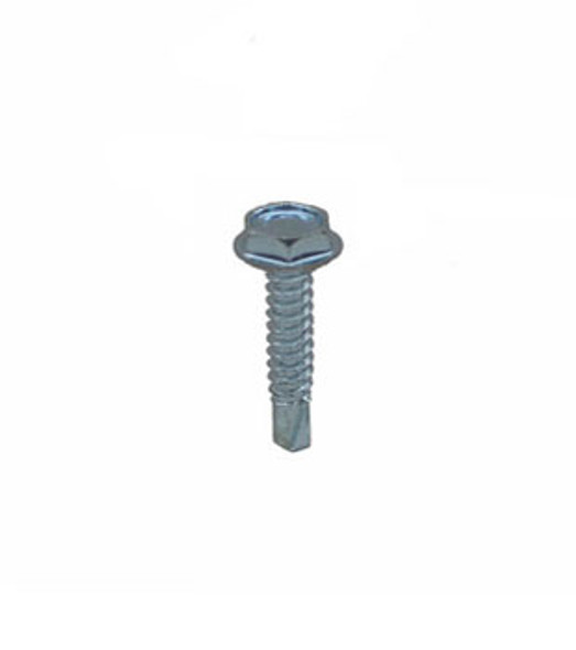 "#10 X 3/4"" Self Tapping/Drilling Hex Washer Head Screws - 100 Pack"