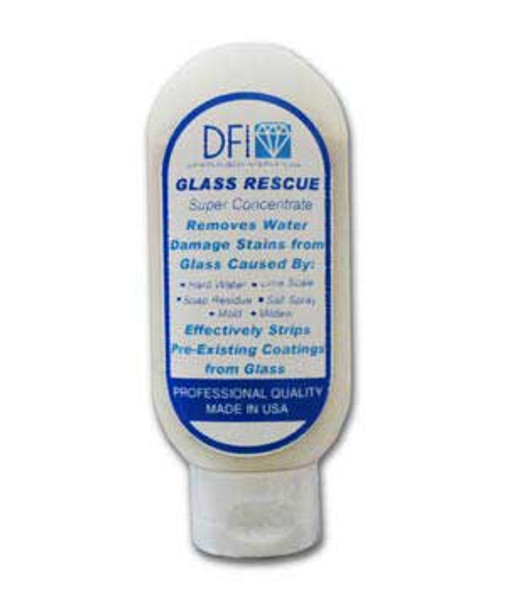 Diamon Fusion Glass Rescue Glass Surface Cleaner