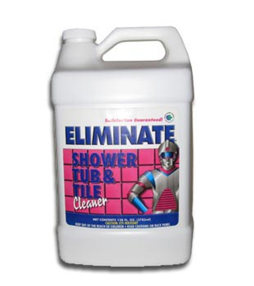 Eliminate Shower Tub & Tile Cleaner Gallon