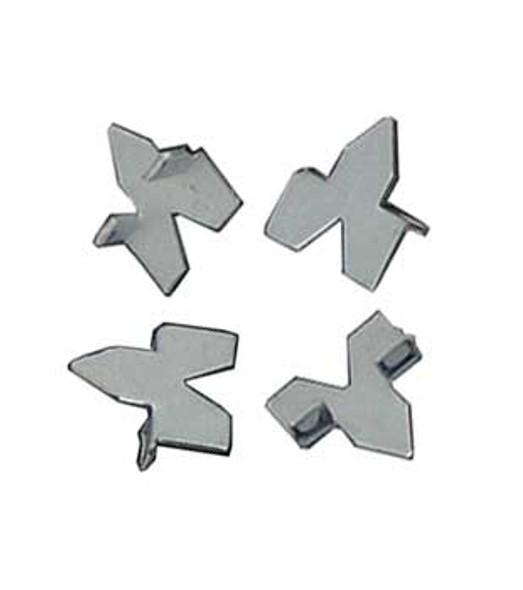 Glazing Push  Points -Zinc Coated Steel