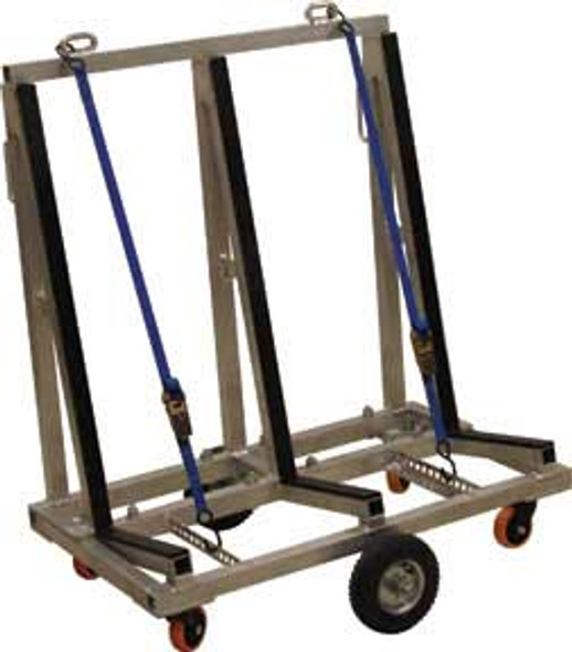 "Groves 40"" Lightweight Aluminum Shop Cart"