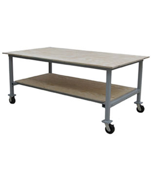 "Groves 48"" x 84"" Glass Cutting Table"