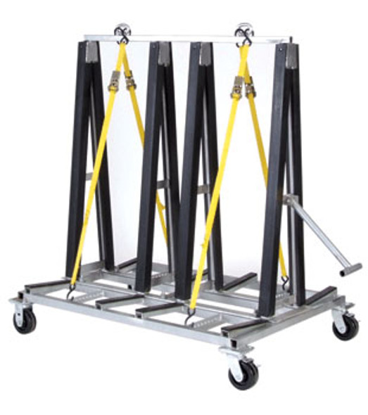 "Groves 54"" x 48"" Heavy Duty Shop Cart"