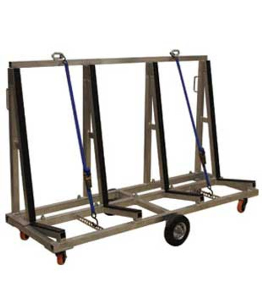 "Groves 72"" Lightweight Aluminum Shop Cart"