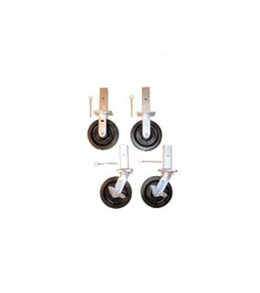 """Groves 8"""" Diameter Caster Kit For TR4482 & TR4496"""