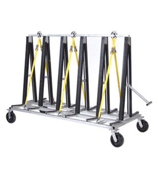 "Groves 84"" x 48"" Heavy Duty Shop Cart"