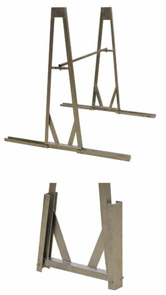 Groves Foldable A-Frame with Cross Brace