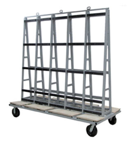 "Groves GLC Glass Cart 84"" x 40"""