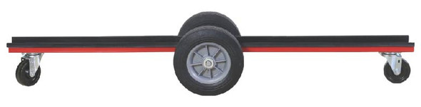 """Groves Heavy Duty 72"""" Stone Dolly With 10"""" Pneumatic Tires"""
