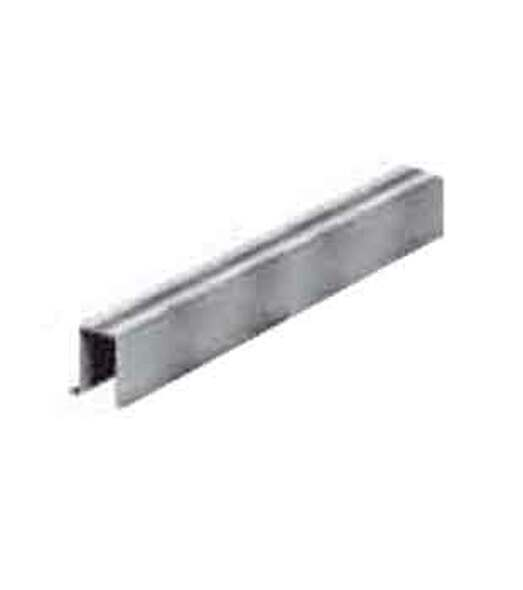 Groves Multi-Purpose Glass Storage System Center Rail W/Easy Slide