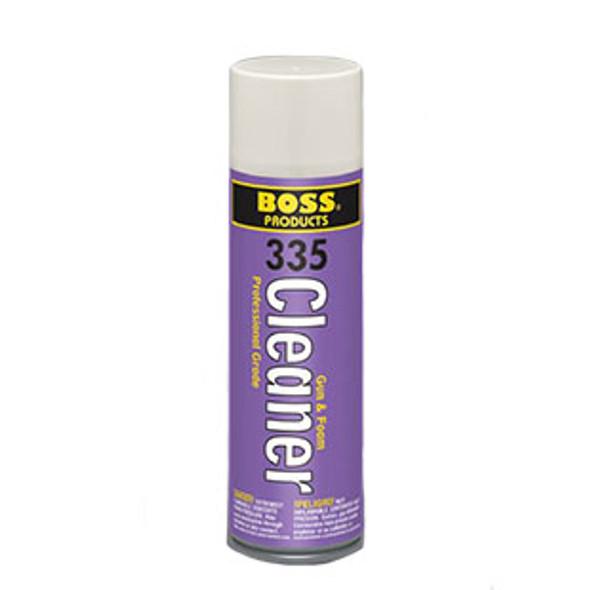 Foam Applicator Cleaner 335