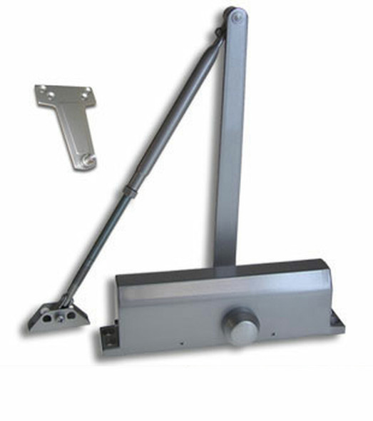 International 1804 Grade 1 Surface Mount Door Closer Size 4