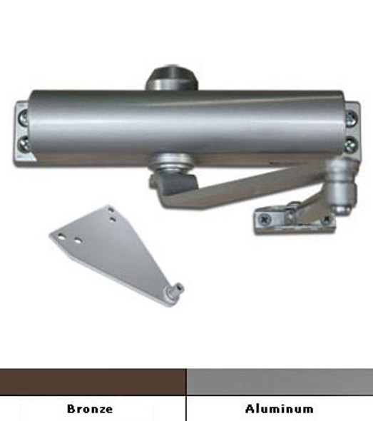 International #855-P Size 5 Surface Mount Door Closer W/ Parallel Arm