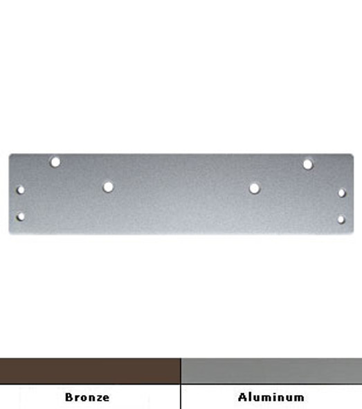 International #TJB-54 Surface Mount Closer Jamb Bracket Series #8000