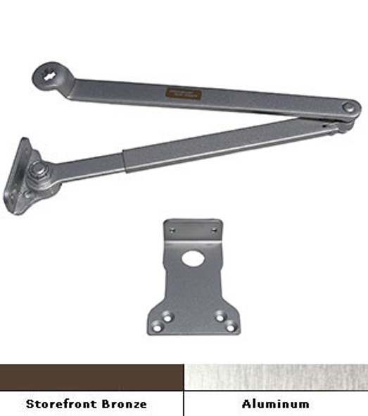 Surface Mount Closer Hold-Open Arm