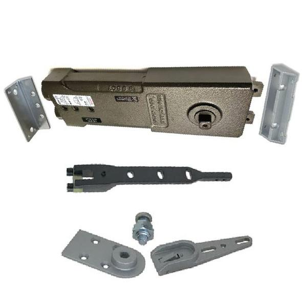 International D200 ADA 5lb Concealed OH Closer Kit - End Arm - 105 HO