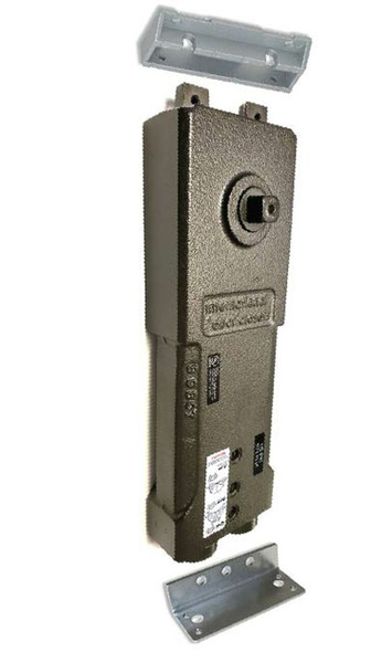 International D200 ADA 5lb Concealed Overhead Closer Body - 105 HO