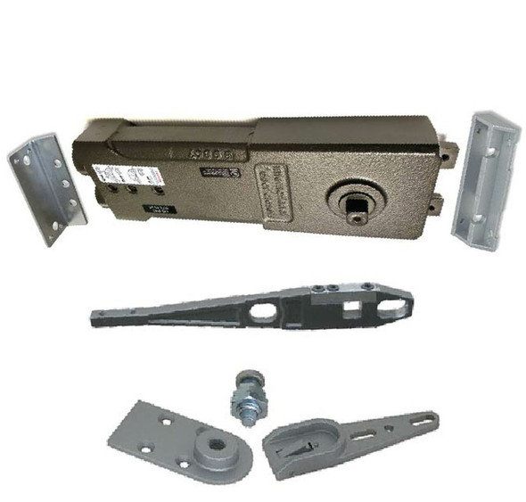 International 203 ADA 5lb Concealed OH Closer Kit - Side Arm - 90 NHO