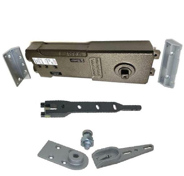 International 212 ADA 8.5lb Concealed OH Closer Kit - End Arm - 90 HO
