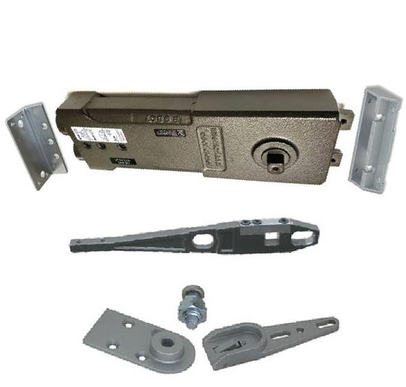 International 212 ADA 8.5lb Concealed OH Closer Kit - Side Arm - 90 HO
