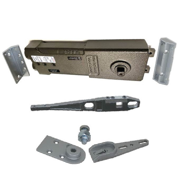 International 233 Medium Concealed Overhead Closer Kit - S Arm 90 NHO