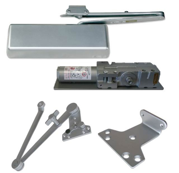 International 44CI Grade 1 Surface Mount Door Closer W/ HO Cushion Arm