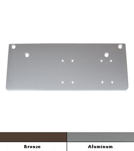International 44CI Surface Mount Closer Parallel Arm Jamb Drop Plate