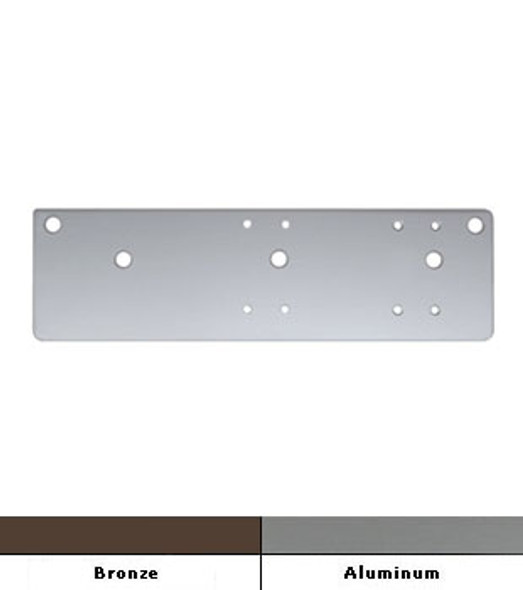 International 44CI Surface Mount Door Closer Door Rail Drop Plate