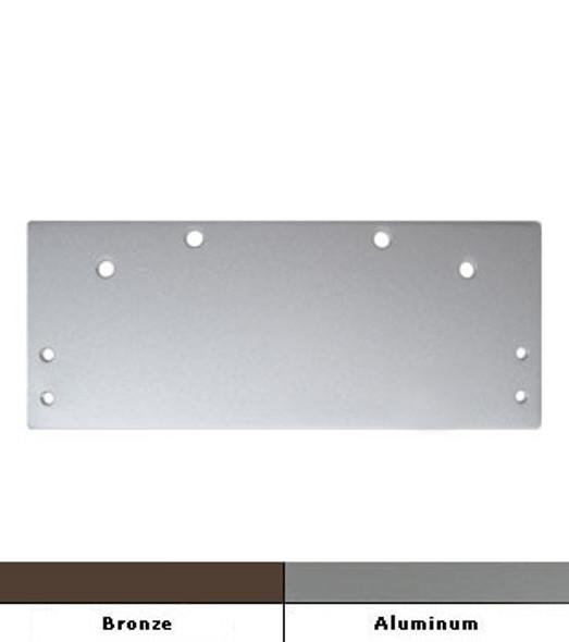 International 650-680 Size 2&3 Surface Mount Closer Flat Drop Bracket