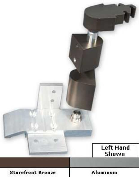 Door Offset Pivot Set LH - OP-5001