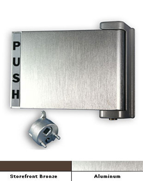 International Commercial Storefront Door Paddle Handle Push L. PH-4521