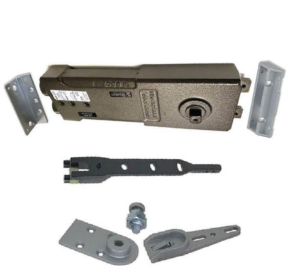 "International Medium Concealed Closer Kit-3/4"" Long Spindle- E Arm - 90 NHO"