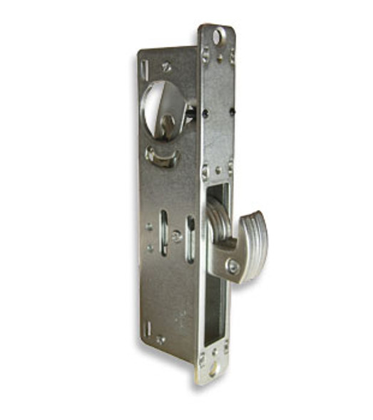 "International Storefront Door Hook Latch Deadlock - 1-1/2"" Back Set"