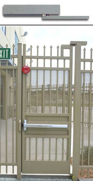 International Swinger 300 Hydraulic Pedestrian Gate Closer