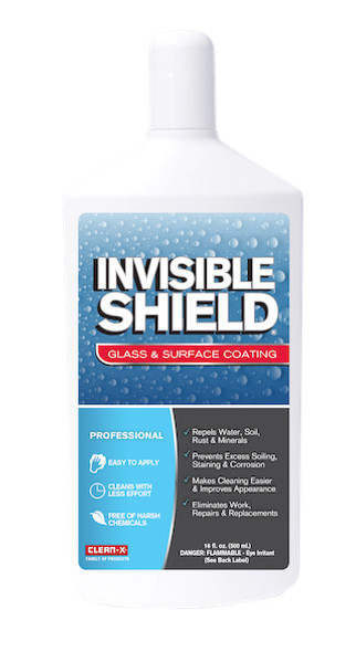 Invisible Shield Transparent Glass and Shower Protectant 16oz.