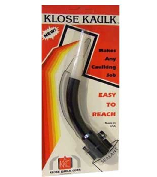 Klose Kaulk Bent Extension Sleeve and Nozzle