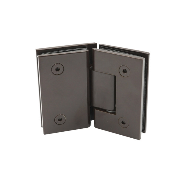 Oil Rubbed Bronze American Classic 135 Degree Glass To Glass Shower Door Hinge