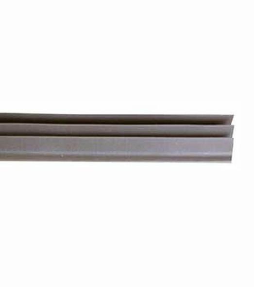 Pemko S773D21 Adhesive Triple Fin Seal Gasket Dark Brown