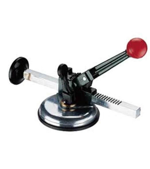 "Ratcheting Aluminum 4-1/2"" Cup Vertical Backsplash Seam Setter"