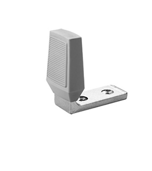 Rockwood Angle Door Stop Clear Finish