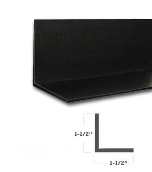 "1-1/2"" x 1-1/2"" x 1/16"" Aluminum Angle Dark Bronze Finish 47-7/8"""