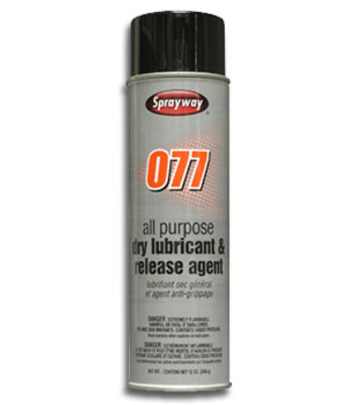 Sprayway 077 Industrial Silicone Lubricant