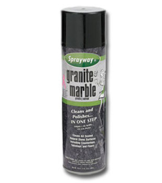 Sprayway SW702R Granite And Marble Cleaner 19 oz Can