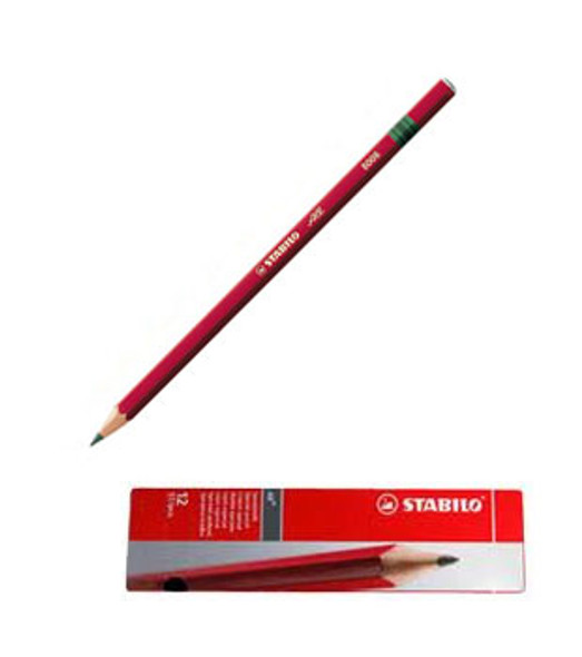 Stabilo All 8008 Graphite Glass Marking Pencil