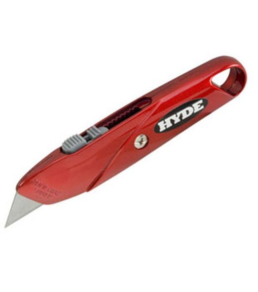 Top Slide Utility Knife Red